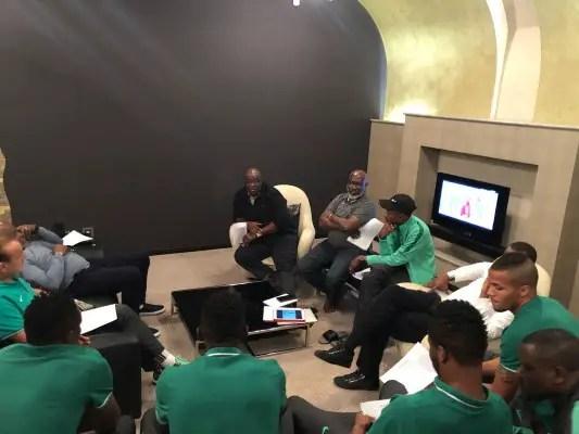 NFF, Super Eagles Sign World Cup Allowances, Bonuses Agreement