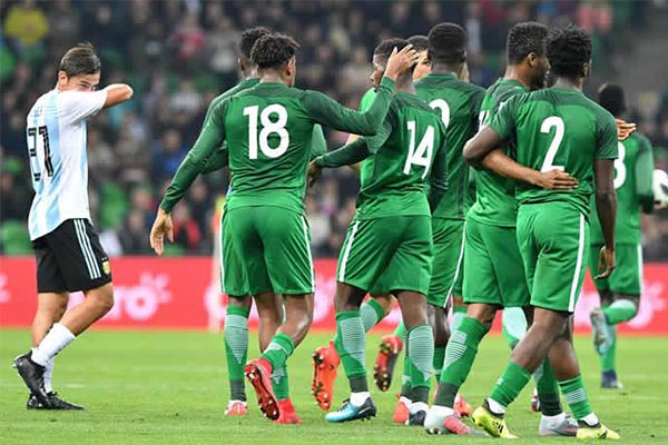 7 Takeaways From Super Eagles' Win Over Argentina In ‎Russia