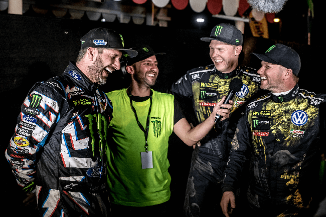 Incase You Missed It: Gymkhana GRiD 2017 Recap