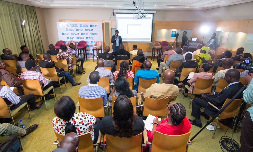 British Council Nigeria Hosts Capacity Building Workshop For Media