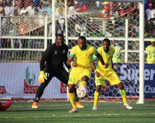 Kano Pillars Defender Udoji Close To Enyimba Return