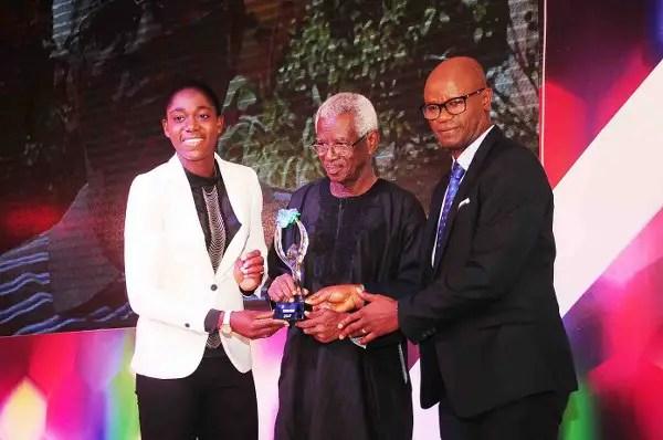 Moses, Oshoala, Quadri, D'Tigress, Adekuroye, Ambode Win At Nigerian Sports Awards