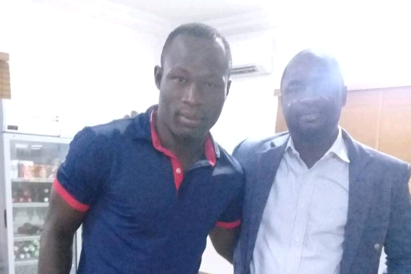 Olorundare Thanks Doctors, Declares: My Injury Hell Is Over