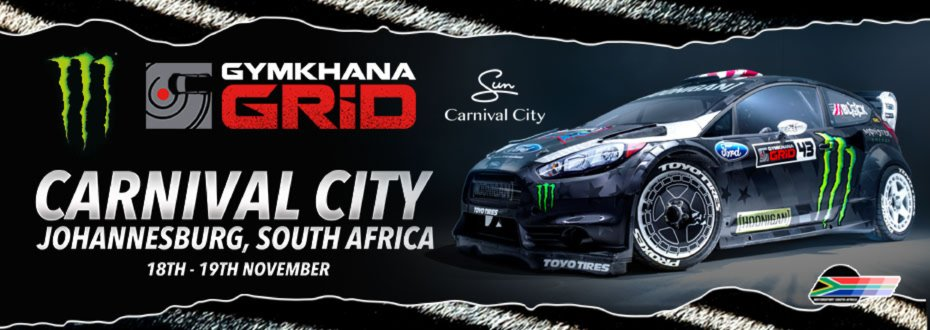 GYMKHANA GRiD 2017: Live Streaming On Complete Sports Nigeria