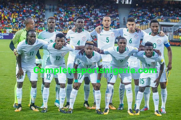 Chukwu: Super Eagles Must Be Ready For Any Opponents In Russia
