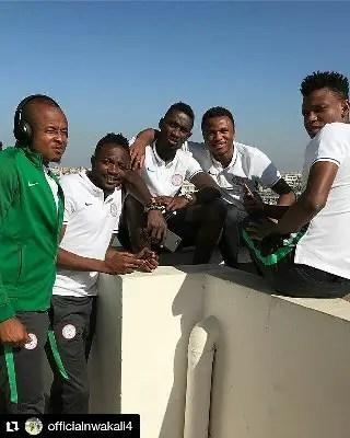 Ezenwa: Super Eagles In Great Shape For Algeria, Argentina