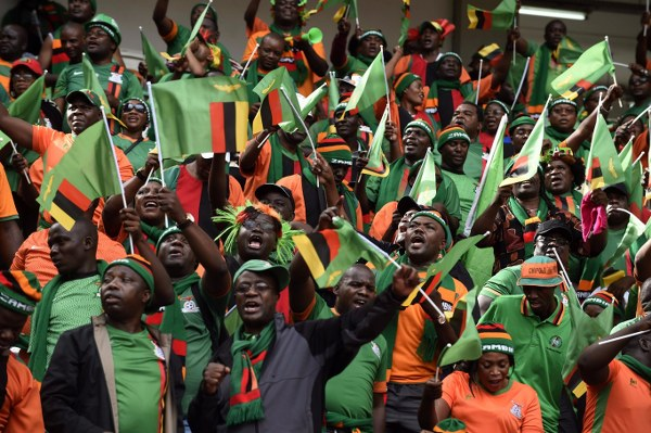 Cameroon Rescue Point Vs Zambia With Late Banana Strike