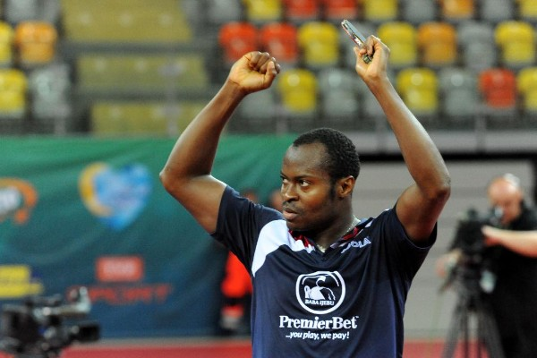 Quadri Bows Out Of Swedish Open To World No.2 Zhendongo