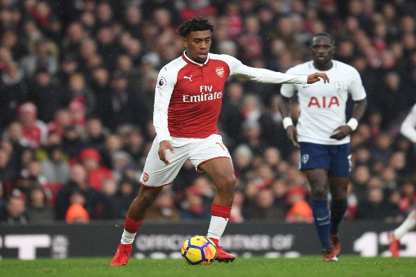 Iwobi Delighted With Arsenal's 'Big Win' Over Tottenham