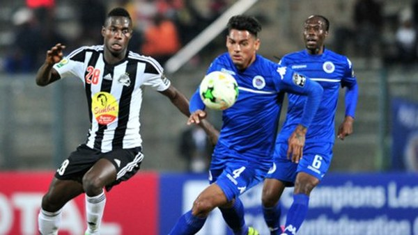 CAFCC Final: TP Mazembe Take First Leg Edge Over SuperSport United