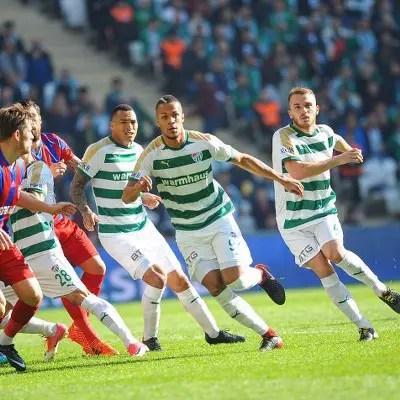 Troost-Ekong Injured, Out Of Bursaspor Clash Vs Konyaspor