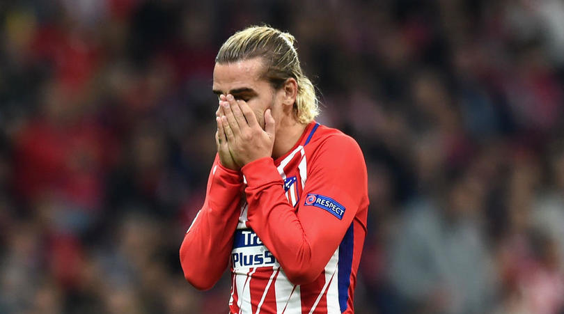 Atletico Madrid 0-0 Real Madrid: Simeone Defends Under-fire Griezmann