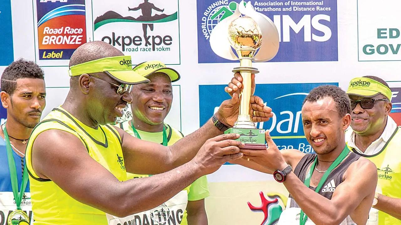Obaseki Hails Okpekpe Race Organisers On Silver Label Status