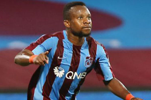 Onazi: I'll Return To Action Soon After Tight Hamstring Setback