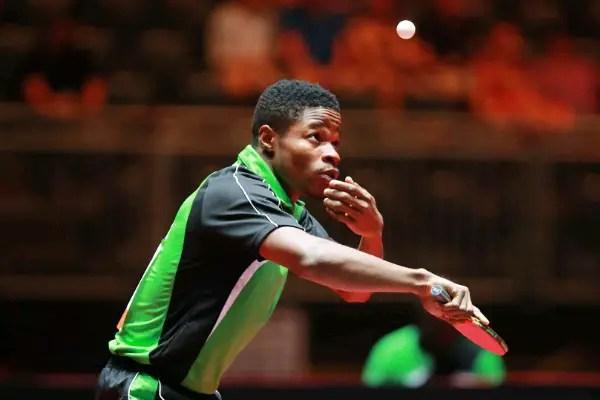 Nigeria's Omotayo Battles For Spot In Spanish Open Main Draw
