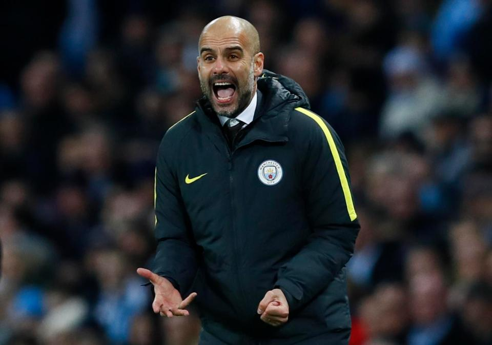 Guardiola Vows To 'Kill' Manchester City Players If They Fail To Win Premier League