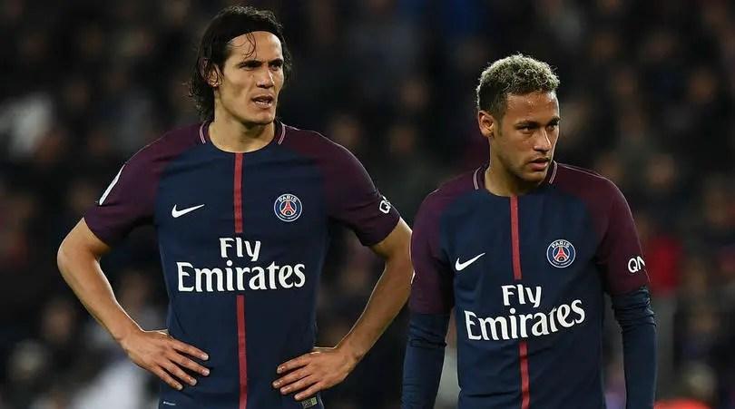 Cavani: No More War, Neymar will take PSG's next penalty