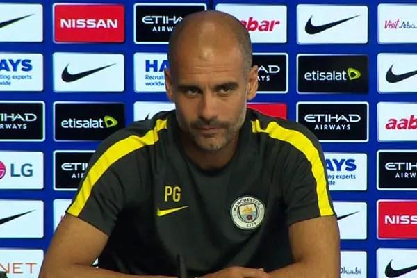Guardiola Rules Sane, Silva, Gabriel Out Vs Leicester; Unhappy About Fixture Congestion