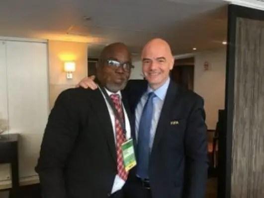 Nigeria To Host FIFA Executive Summit In Lagos