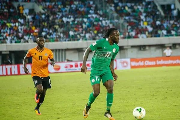 Moses, Ekong, Ajayi, Mane, Bailly, Aubameyang Nominated For CAF Awards