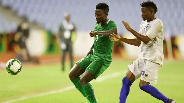 Home Eagles Vice-Captain, Akas: CHAN 2018 Draw Fair To  Nigeria, Will Reach Q-Finals