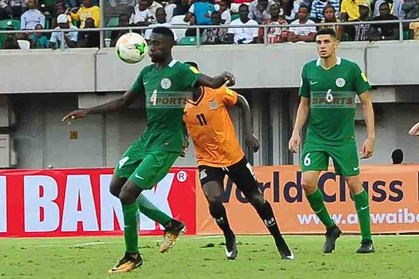 Ndidi Sets Sight On Algeria, Argentina Games After Leicester Draw