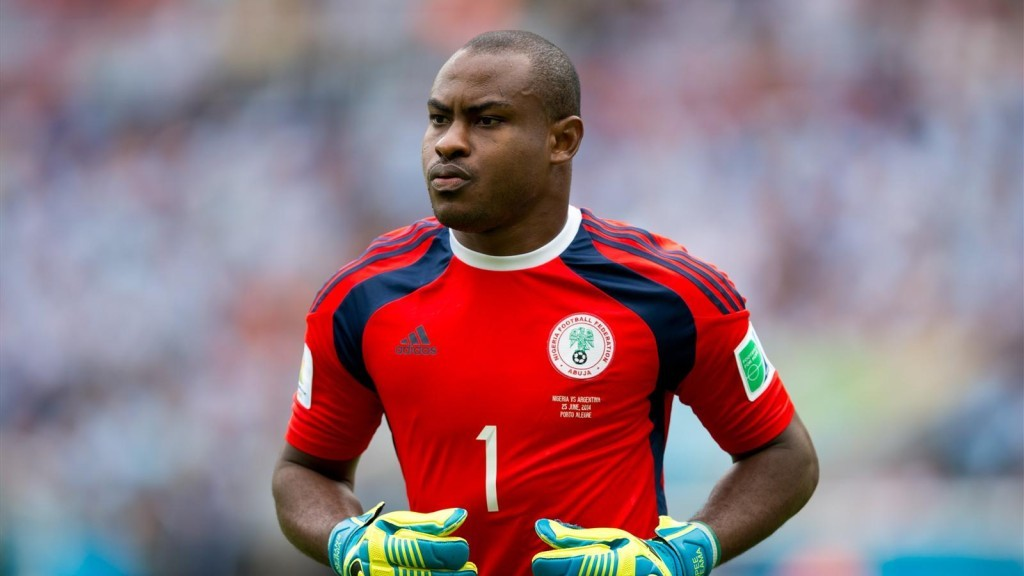 NFF: Why Gernot Rohr Is Interested In Enyeama