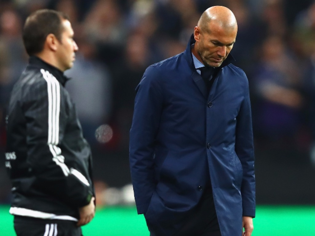 Zidane: Losing Back-To-Back Games Is Bad But Not The Lowest Point Of My career