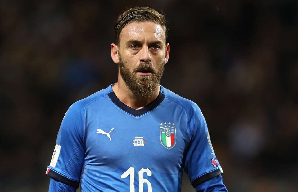 De Rossi: Italy Locker Room Was Like A Funeral Home After World Cup Ouster