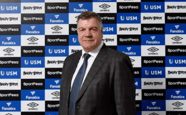 Everton Confirm Allardyce As New Manager, To Work With Shakespeare