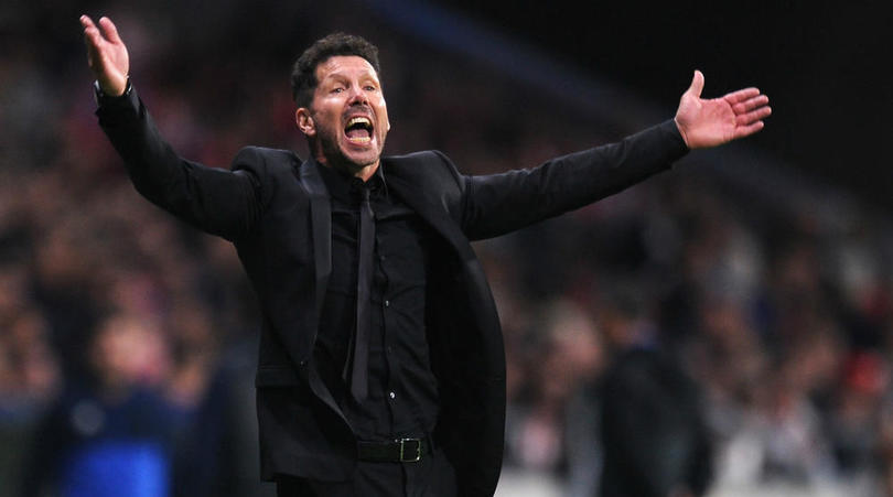 Simeone Rules Out Everton Job, Restates Allegiance To Atletico Madrid