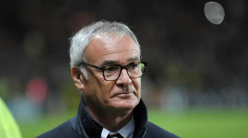Ranieri Ready To Battle Ancelotti, Allegri For Italy Job