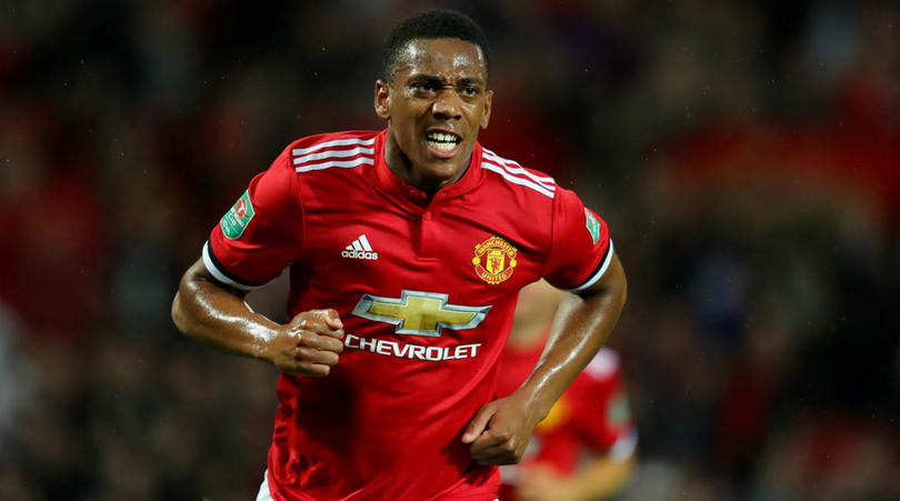 Martial Rewarded With France Recall But Benzema Still Shut Out