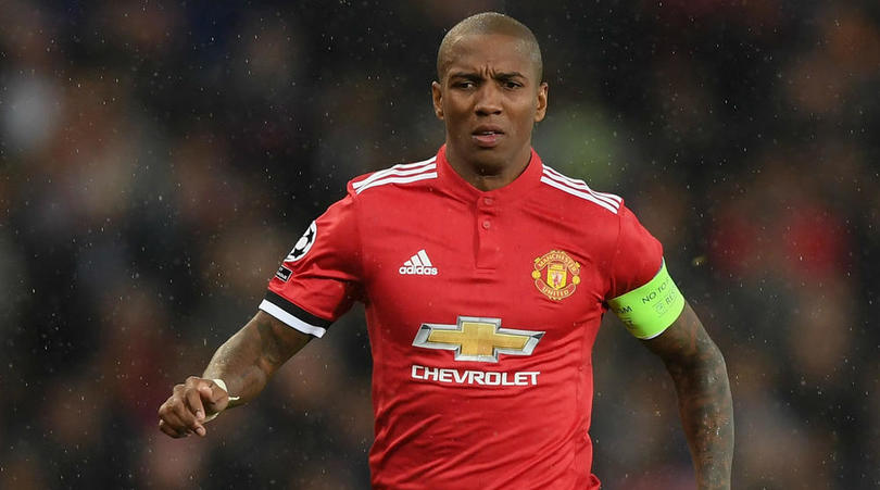 Ashley Young Back In England Squad After Four Years But No Place For Arsenal Stars