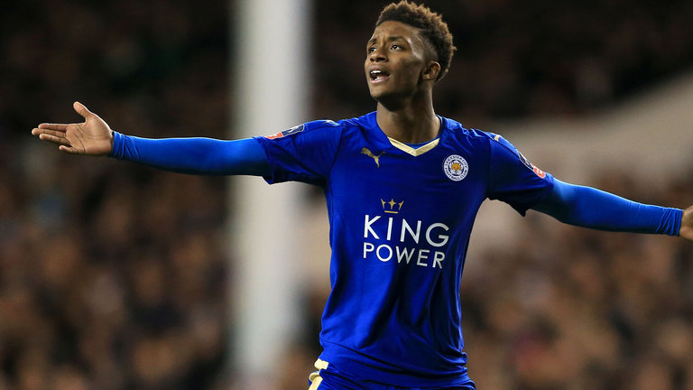 Tottenham-Target Demarai Gray Agrees New Four-Year Deal With Leicester City