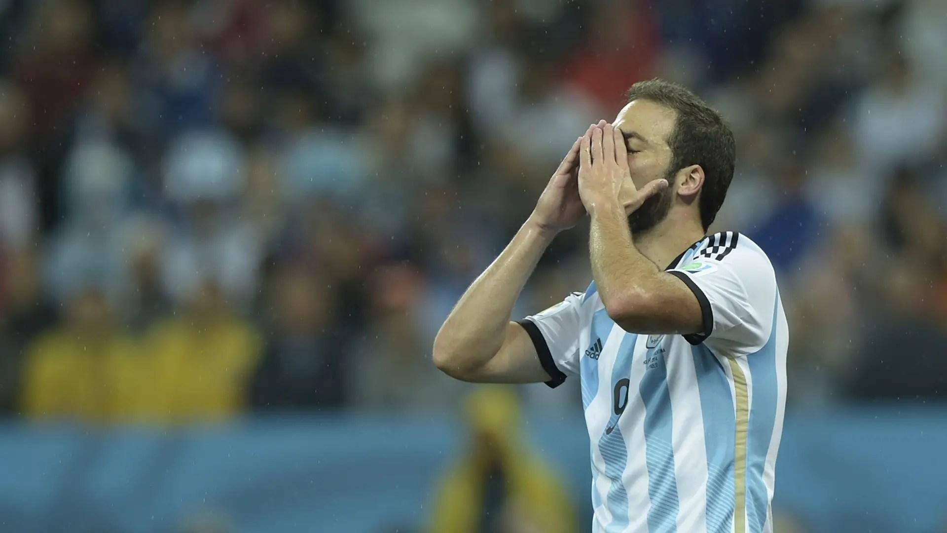 Argentina Ignore Higuain Again For Nigeria, Russia Friendlies; Messi, Aguero, Dybala Invited