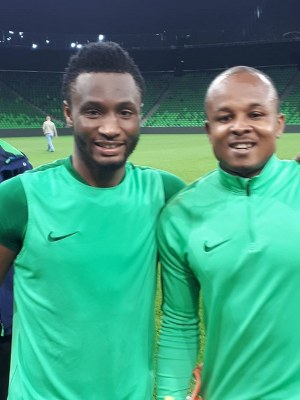 Shorunmu: Ezenwa Good Enough As Super Eagles World Cup No.1