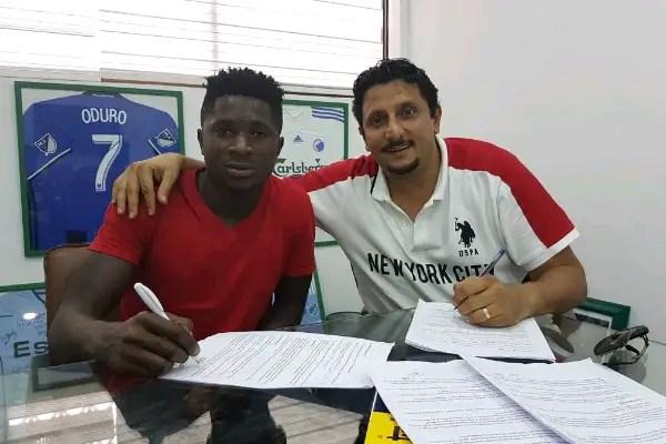 Home Eagles Star Afeez Aremu Joins Ghanaian Club Inter Allies