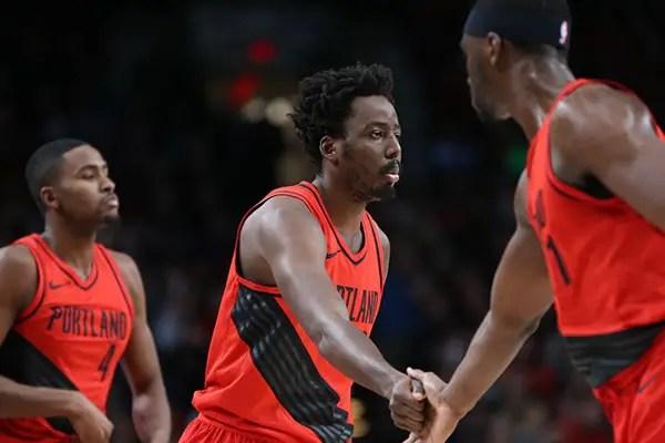NBA: D'Tigers Star Aminu Returns In Blazers Defeat, Antetokounmpo Stars For Bucks