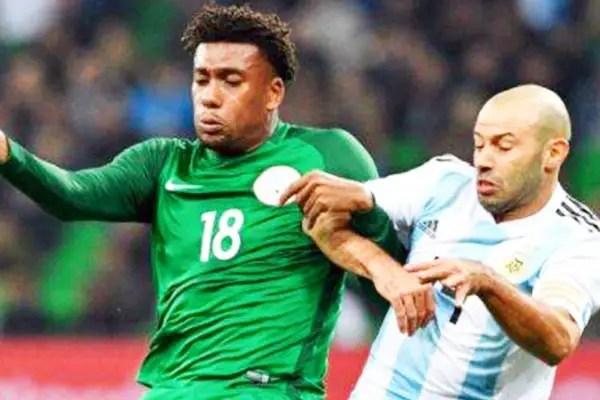 Mascherano: Nigeria-Argentina Clash Another El Clasico