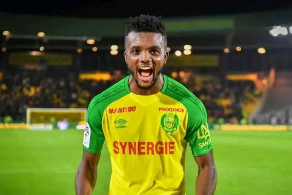 Awaziem Eyes Third Ligue 1 Start Of 2018 For Nantes