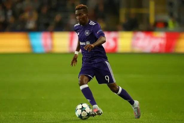 Rohr Sad Over Onyekuru's Injury Situation