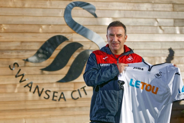 Swansea Name Former Wednesday Coach Carvalhal As New Manager