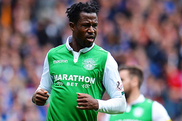Hibs' Ambrose Scores Against Former Club Celtic In Fightback Draw