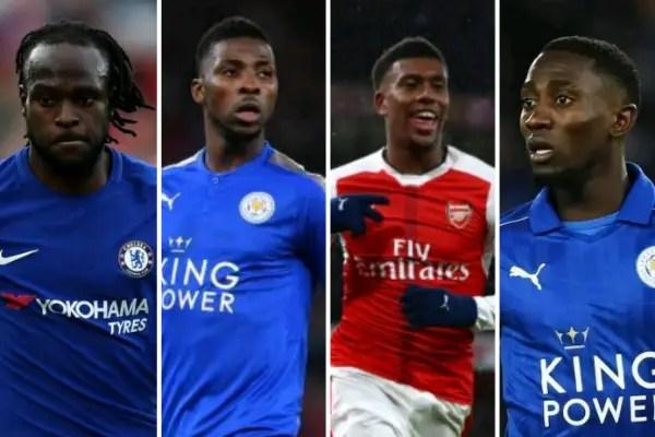Moses, Iheanacho, Iwobi, Ndidi To Know FA Cup Opponents Tonight