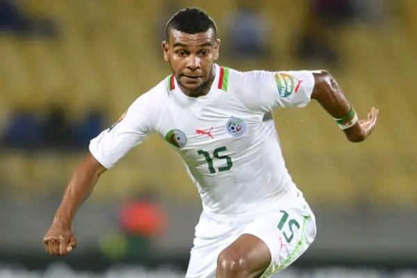 Algeria Star Soudani Warns Croatia: Be Careful Of Dangerous Nigeria