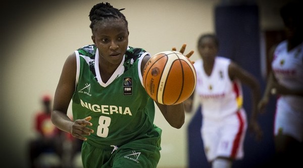 Akashili Eager To Earn Spot In Nigeria's Squad To FIBA Women's Basketball World Cup 2018