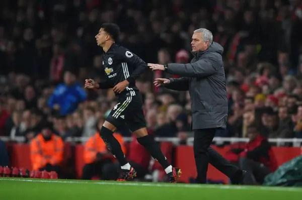 Mourinho: My Players Phenomenal, Fantastic Vs Arsenal; De Gea World's Best Keeper