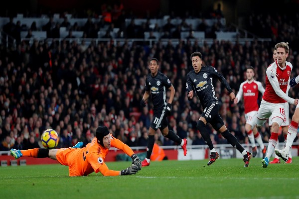 Wenger Disappointed But 'Proud' Of His Arsenal Players Despite Man United Defeat