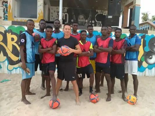 Gidi Sharks Officially Unveiled Ahead Of COPA Lagos, Coach Confident
